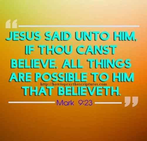 Bible Verses On God's Promises