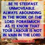 Acquaint Now Thyself With Him Job 22-21
