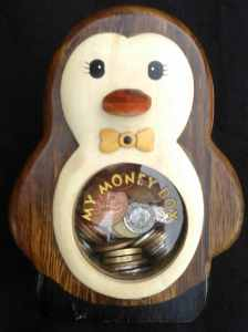 Picture of a money box