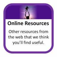 Online resources button