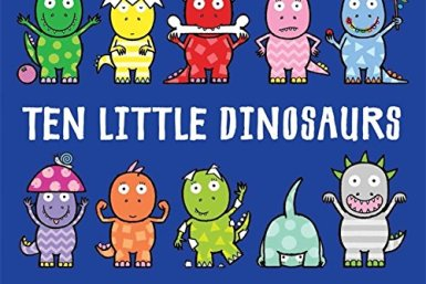 Ten_Little_Dinosaurs_Cover