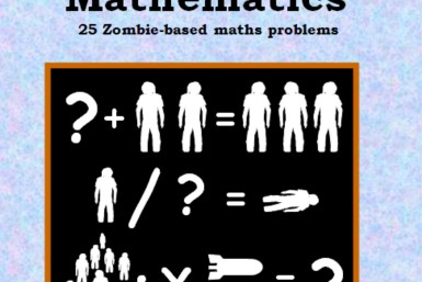 The Little Book of Zombie Mathematics Cover