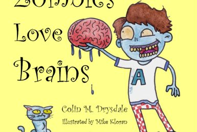 Zombies Love Brains Cover