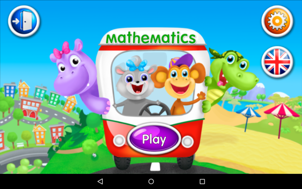 Math, Count and Numbers For Kids