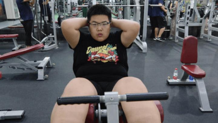 obesidad en china datos interesantes