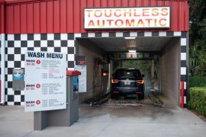 Touchless Auto Wash