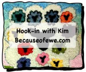 because of ewe hookin with Kim Hirt