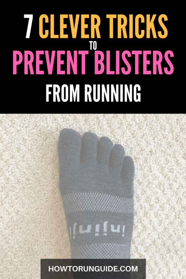 7 Clever Tricks to Prevent Blisters from Running