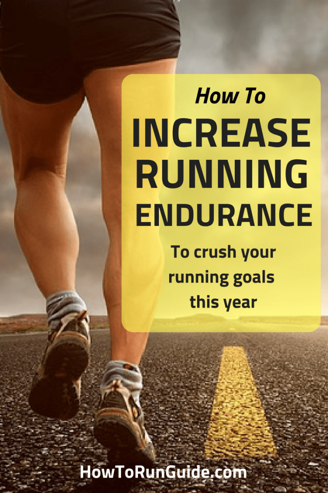 How to Increase Running Endurance