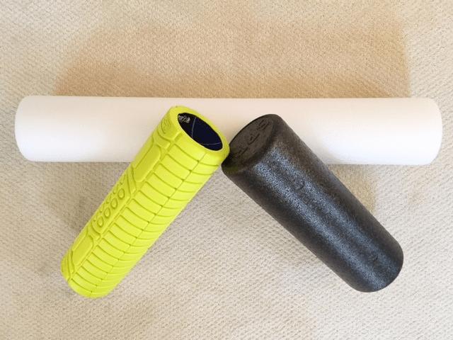 Marathon Training for Runners - Foam Rolling