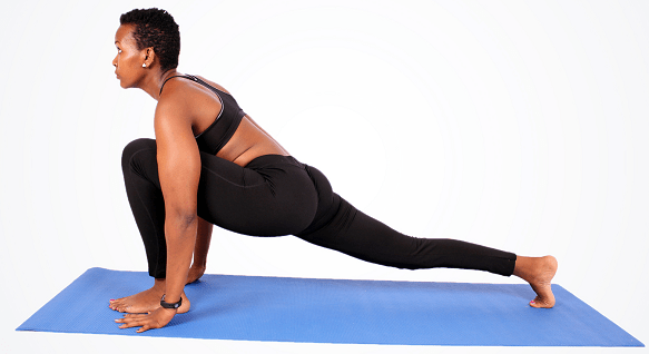 How to Prevent Runners Knee - Runners Lunge