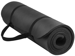 Abs Workout Routine - Exercise Mat