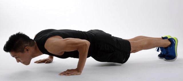 Quick Bodyweight Exercises - Pushups
