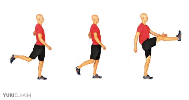 Stretching Exercises-Leg Swings