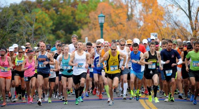Boston Qualifying Marathons - Mohawk Hudson River Marathon