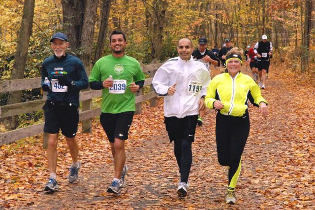 Boston Qualifying Marathons - Steamtown Marathon