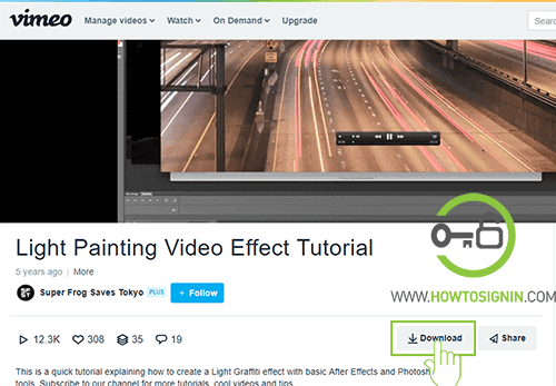 Download Vimeo Videos on PC and mobile devices - How To