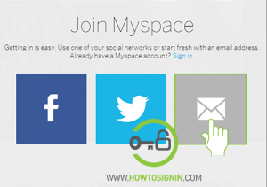 join myspace now