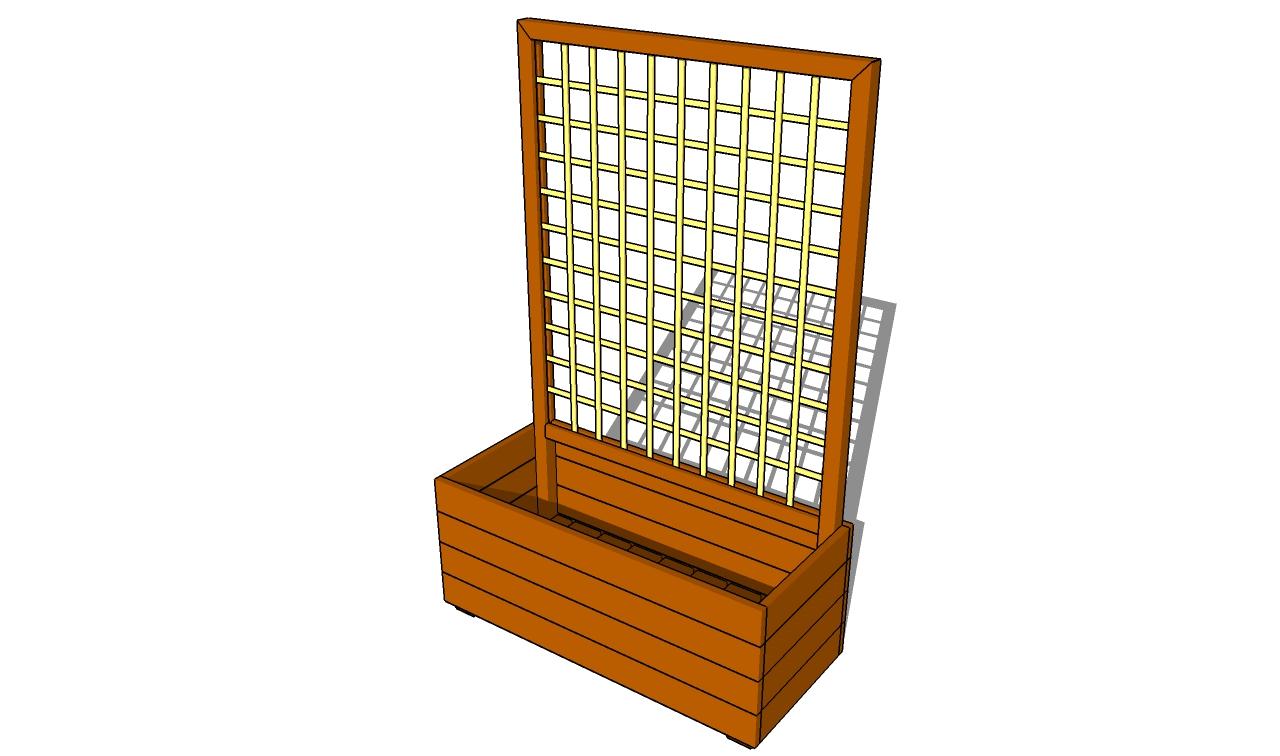 How Build Flower Box