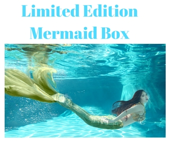 First of the Mermaid SubscrBox