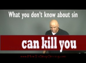 What You DONT know about sin
