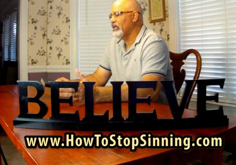Alan Ballou; only believe your Bible