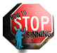 How To Stop Sinning logo
