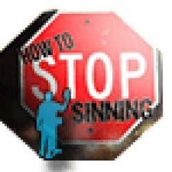 how to stop sinning