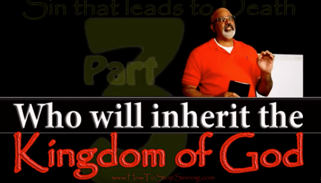 Who Will Inherit the Kingdom of God promo picture