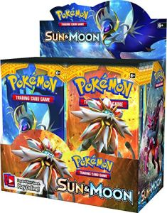 Pokemon TCG Booster Box
