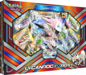 Pokemon TCG Guzzlord Gx Box