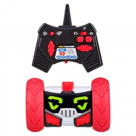 Really RAD Robots - Electronic Remote Control Robot