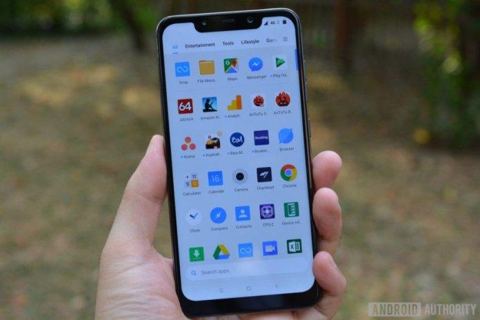 best snapdragon 845 phones
