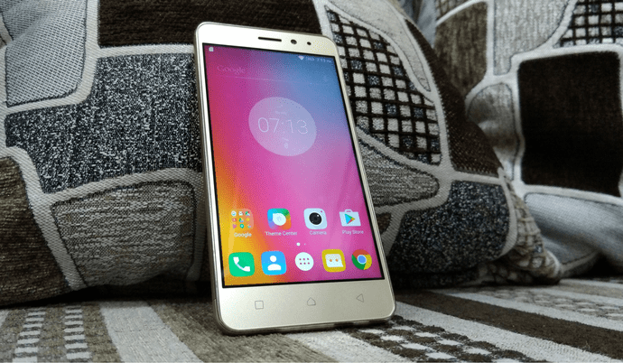 Lenovo K6 Power Tips