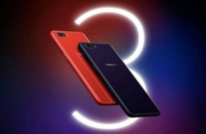 Oppo A3S Launched in India Priced at Rs 10999