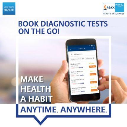 Max Bupa Health App