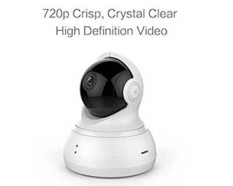 yi dome camera review