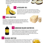 The Best Oils & Butters For Winter/Fall Natural Hair Care