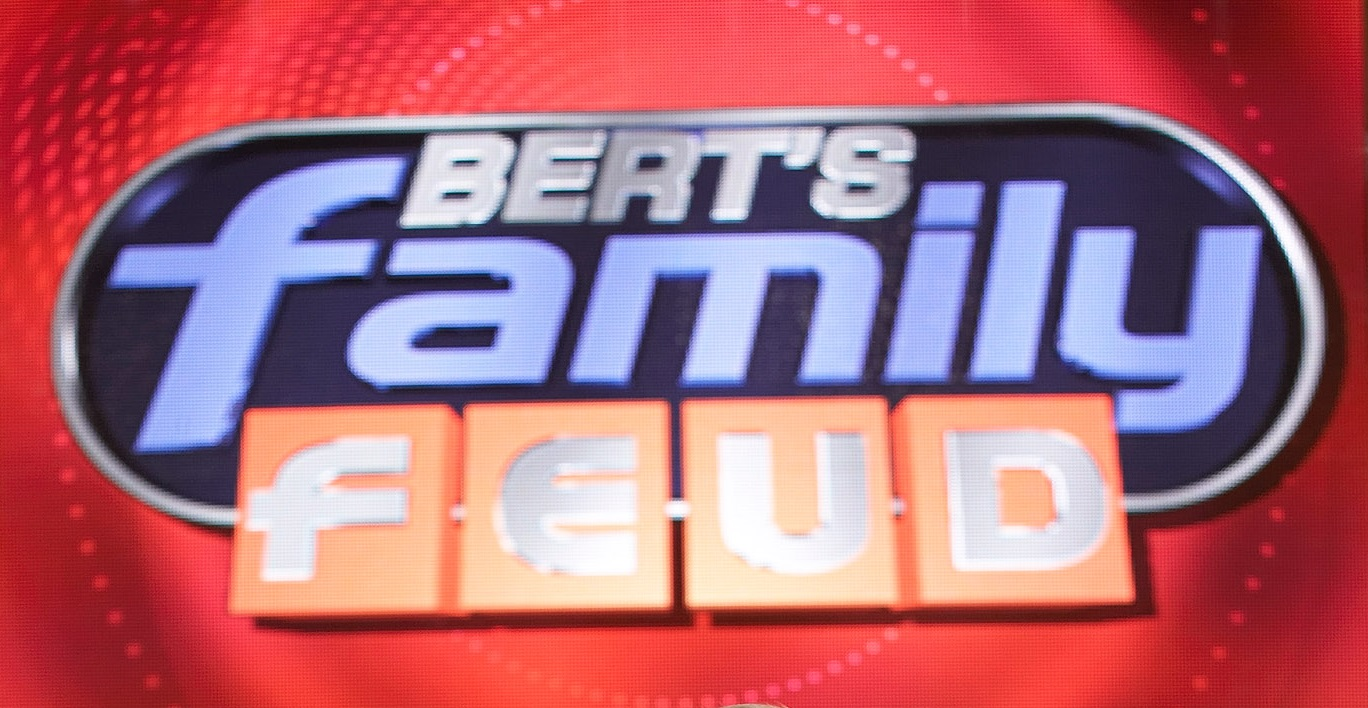 family feud tips straight from the executive producer this week i m posting highlights of part 2 of my interview michael pope where he talks about his time as executive producer on bert s family feud