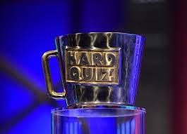 'Hard Quiz's Ultimate prize... THE BIG BRASS MUG!