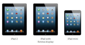 iOS 6 iPad Compatibility
