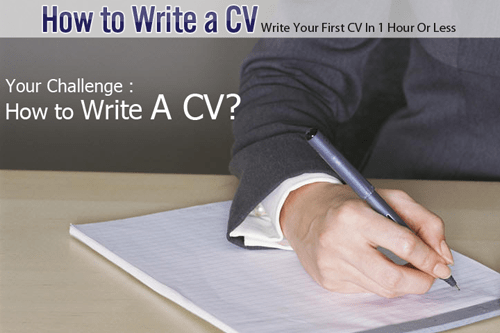 Image result for how to make a cv for job