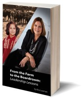 From the Farm to the Boardroom: Leadership Lessons, Rita Lowman