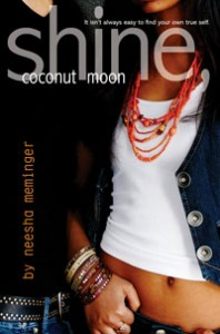 Shine Coconut Moon, young adult fiction