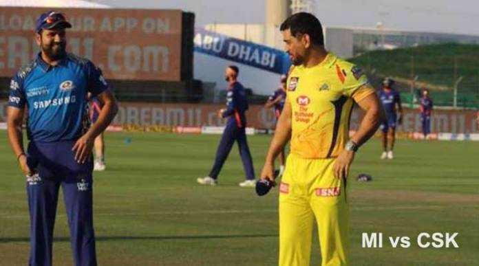 On which OTT platform and tv channels the MI vs CSK IPL match will be Live on 19 Sept 2021?