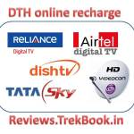 DTH recharge India – Best online websites with offers