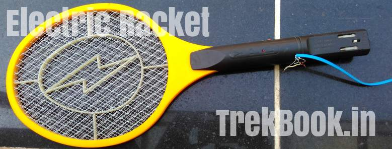 Mosquito Killer Racket USB