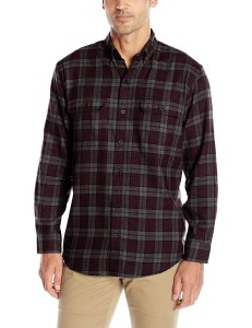 arrow-mens-long-sleeve-hunting-plaid-flannel-shirt-review