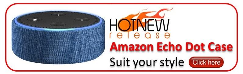 Amazon Echo Dot Case discount offer