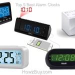 Top 5 Best Digital Radio Alarm Clock 2018